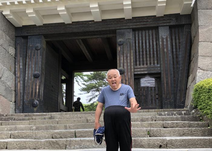 小田原城見学&和風ハンバーグランチの旅